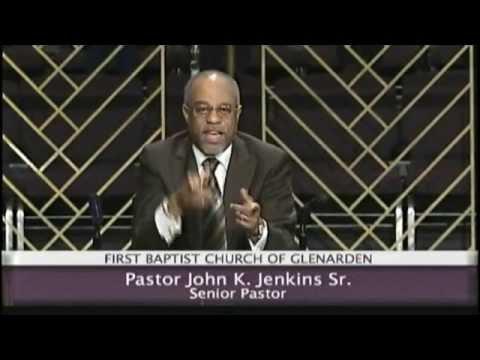 """A Good Work"" Pastor John K. Jenkins Sr. (Philippians 1:3-7)"