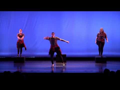 EKU Dance- Spring 2017- Together We Stand