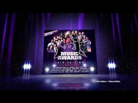 NRJ MUSIC AWARDS 15th EDITION - sortie le 2 décembre 2013