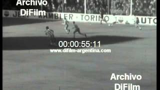 DiFilm - Banfield vs River Plate (1967)