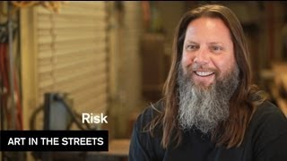 RISK - The Skid Row Mural Project - Art in the Streets - MOCAtv Ep.9
