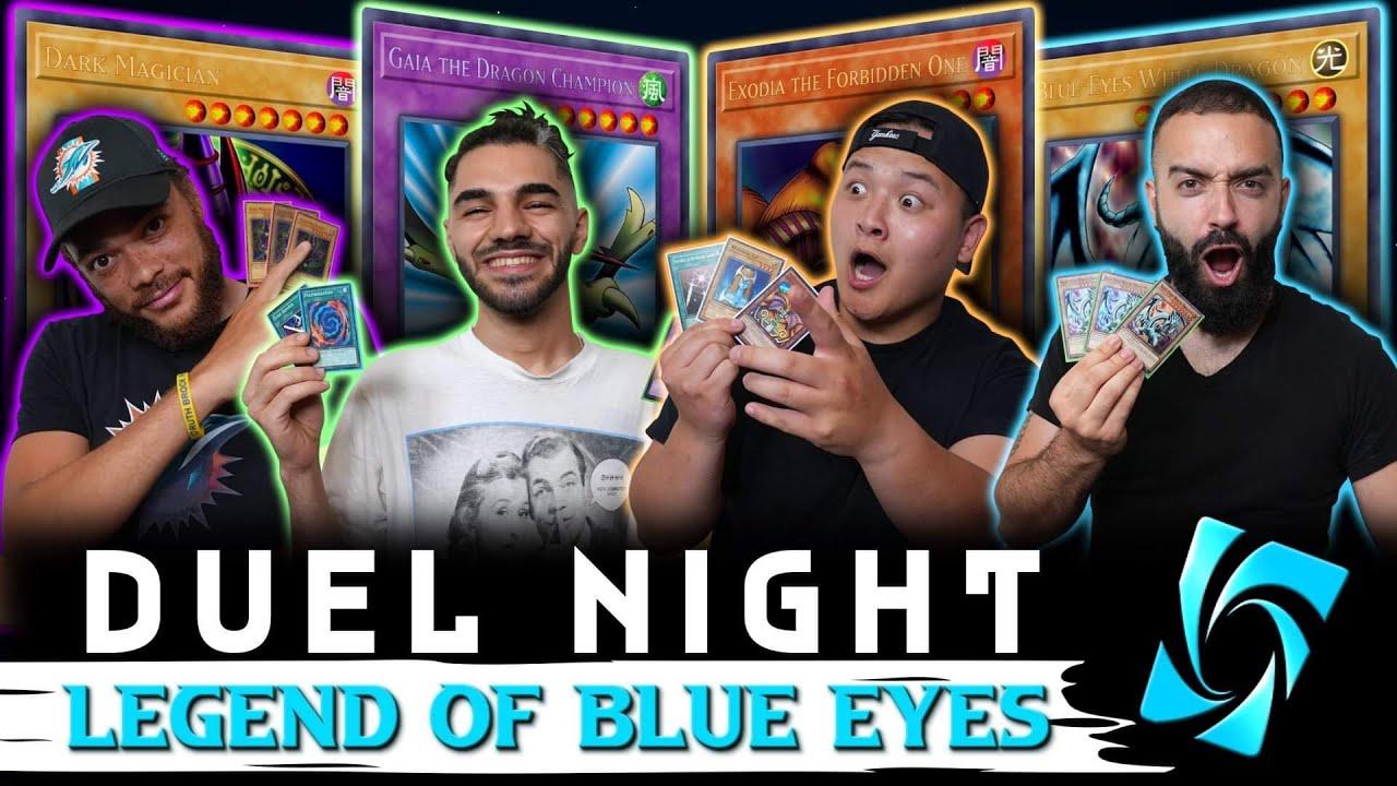 Download PILOT - Legend Of Blue Eyes White Dragon | Duel Night #1 | Yu-Gi-Oh Duel Gameplay