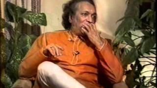 Pandit Ravi Shankar's interview in Delhi TV - 1987