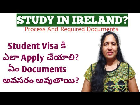 study-in-ireland-|-how-to-apply-for-study-visa-in-ireland-|-documents-required-for-student-visa🎓🎓🎓