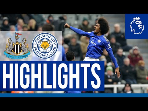 Foxes Begin 2020 With A Big Win | Newcastle United 0 Leicester City 3