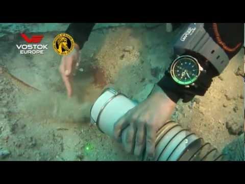 Anchar Vostok Acción Reloj Para En Buceo vgIYb76yf