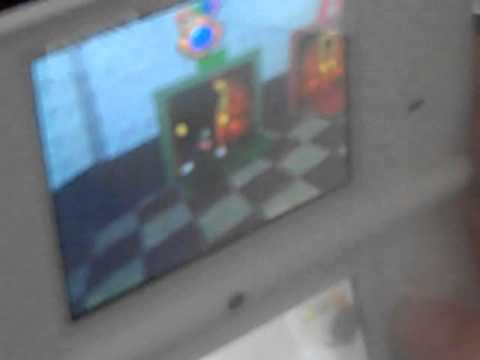 super mario 64 ds how to get waluigi