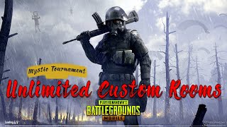 🔴PUBG MOBILE LIVE - Unlimited Custom Rooms & Subscribe Game Join #giveaway #pubg #Pubgm #Ipl #dmc5