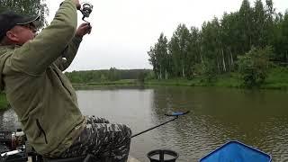 Карповый водоём(Рыбалка у Дяди Вани)