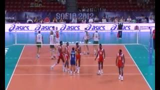 Bulgaria vs Cuba - FIVB Men