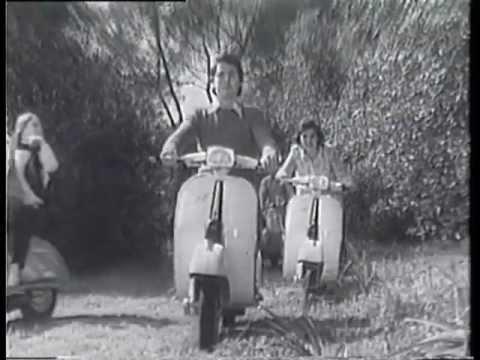 Vespa 50cc Vintage Commercial 1 Youtube