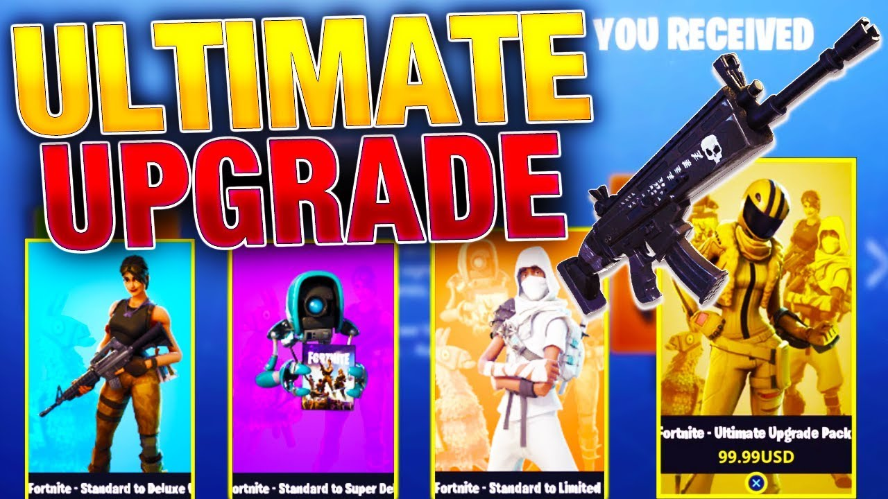 Buying The NOCTURNO Upgrade Pack IS IT WORTH IT Fortnite Save The World YouTube