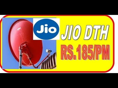JIO DTH EXPECTED LAUNCH DATE &  PACK DETAILS