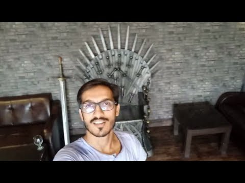 Game Of Thrones theme cafe in Pakistan - Restaurant Review