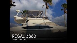 Used 2006 Regal 3880 Commodore Flybridge For Sale In Melbourne, Florida