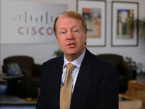 Cisco CEO John Chambers Discusses Healthcare ...