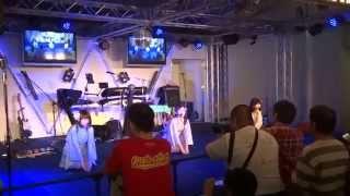 2014年5月1日MAIAMI ゲスト出演の平成琴姫 -1曲目- (イントロでライブオープニンク...