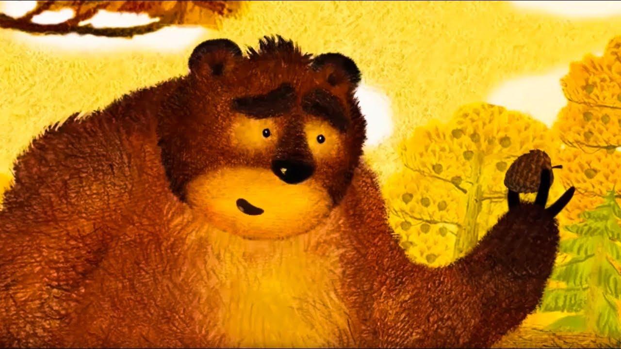 Сборник сказок про животных: Медвежьи Истории, Жихарка, Колобок - Kedoo Классные Мультики
