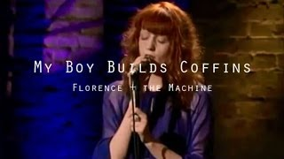 Play My Boy Builds Coffins (live from iTunes Festival '10)