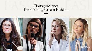 Closing the Loop: The Future of Circular Fashion