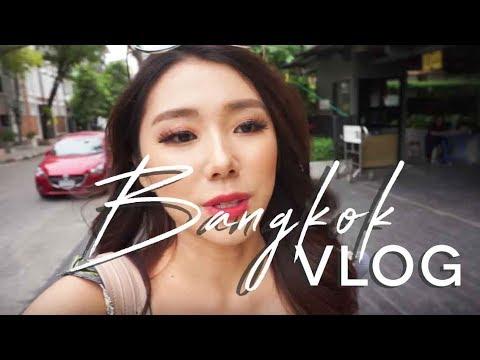 BANGKOK VLOG - CAFE HOPPING, VIRTUAL REALITY GAME   MONGABONG