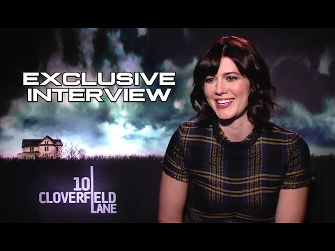 Mary Elizabeth Winstead Exclusive Interview for 10 CLOVERFIELD LANE
