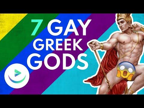7 Greek Gods you didn't know were gay