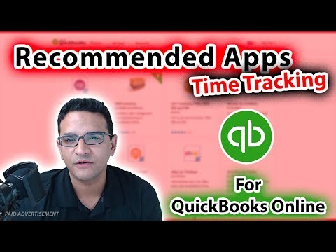 QuickBooks Integrated Apps For Time Tracking