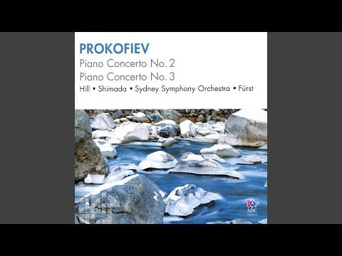 Prokofiev: Piano Concerto No.2 in G minor, Op.16 - 1. Andantino