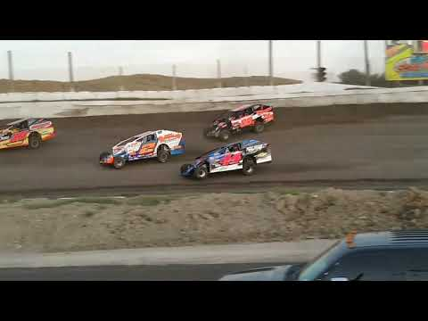 Couple Heat Races @ Lebanon Valley Speedway on 8/31/19 (Mr. Dirt Track USA SDS Event)