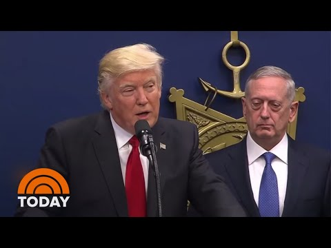 What Jim Mattis Resignation Means For Future Of The Trump White House | TODAY