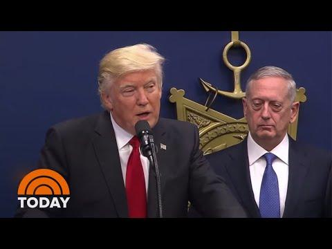 How General Jim Mattis' Resignation Will Affect President Donald Trump | TODAY