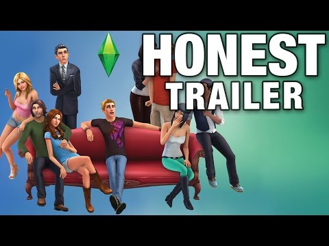 THE SIMS (Honest Game Trailers)