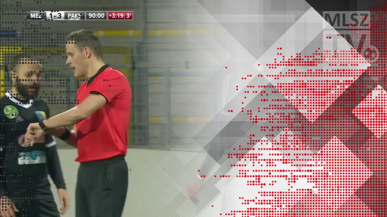 Drazic Stefan második gólja a Mezőkövesd Zsóry FC - Paksi FC mérkőzésen