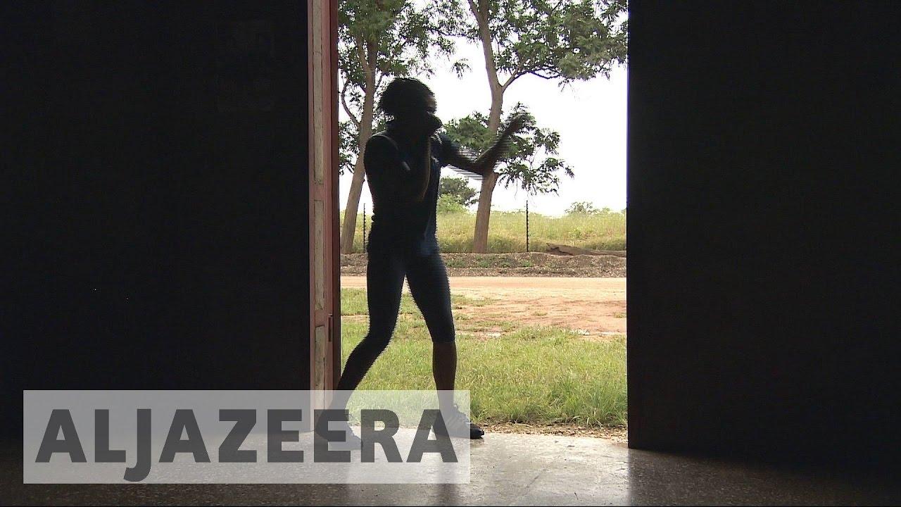 Zambia's women boxers battle social norms