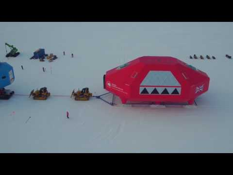 BRITISH ANTARCTIC SURVEY TRANSPORT