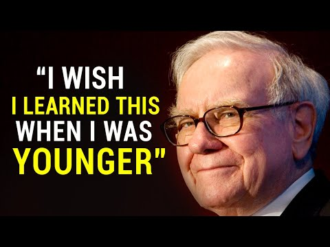 Warren Buffet\'s Life Advice Will Change Your Future (MUST WATCH)