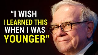 Download Warren Buffet's Life Advice Will Change Your Future (MUST WATCH) Mp3 and Videos