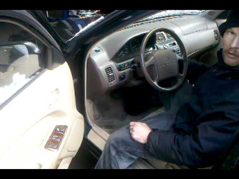 1995 Nissan Maxima Starting Problems