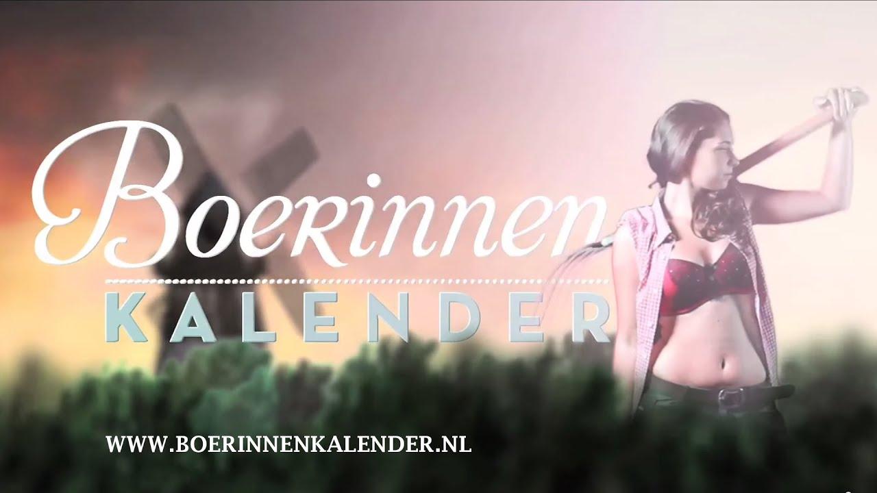 Boerinnen Kalender 2015 | Sneak Preview | Photoshoot Dag 2 ...