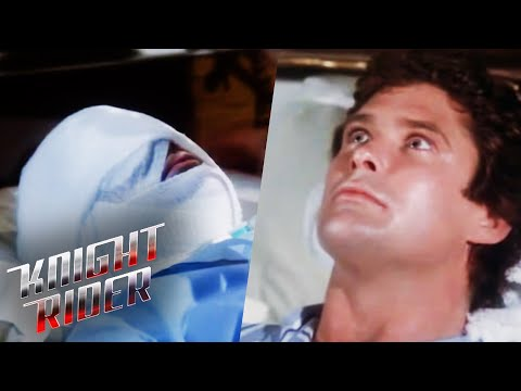 Michael Long Awakens As Michael Knight | Knight Rider