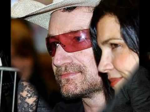 U2 All i want is you, Bono and Ali
