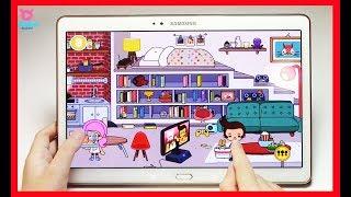Toca Life World - Toca Boca Educational Pretend Play Android (Mobil) Handycam Gameplay