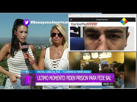 Escándalo total: Piden prisión para Federico Bal y sus custodios