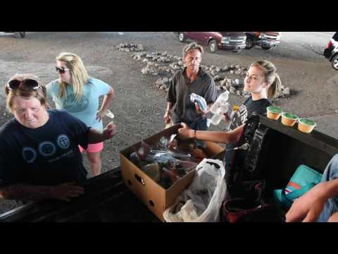 Miss Angie works to feed Knoxvilles homeless