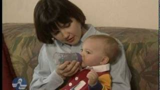 Infant & Toddler Emergency First Aid DVD Dehydration - Illnesses - Preview