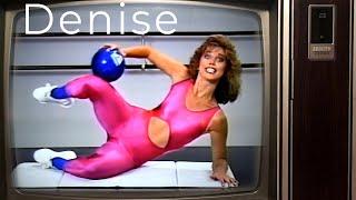 Total Workout - Denise Austin - First VHS 1988 - Vintage