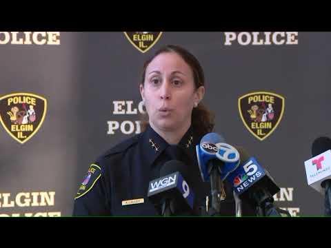 Teen girl shot near Elgin elementary school