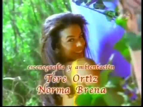 Abertura da novela Camila 1998