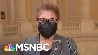 Rep. Karen Bass: $10 And $12 Are Not Livable Wages, We Need To Have A $15 Minimum Wage | The ReidOut
